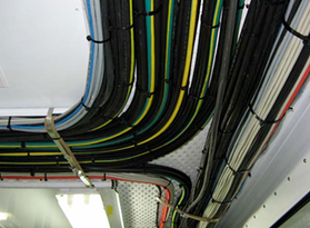 wiring and cabling company sold by business broker