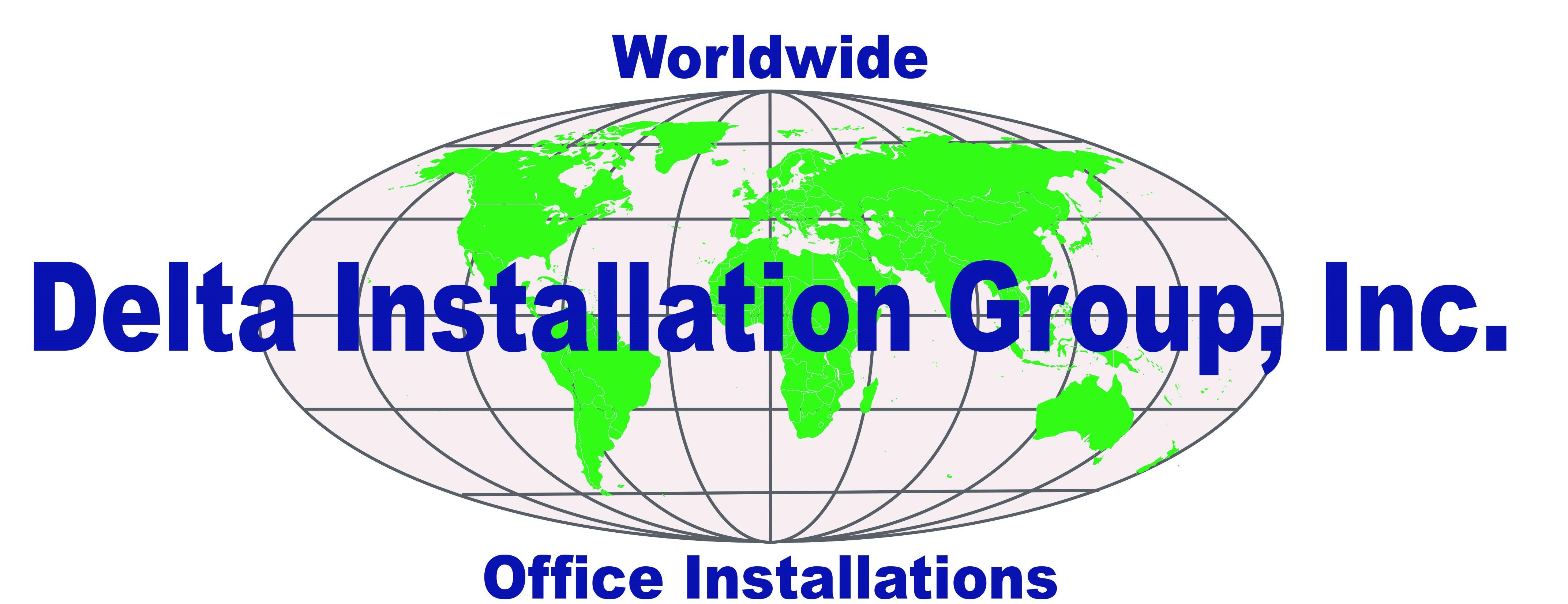 Delta Installation Logo